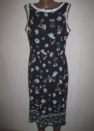 Отличное платье fenn wright manson р-р16,