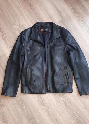 Мужская куртка,натуральная кожа