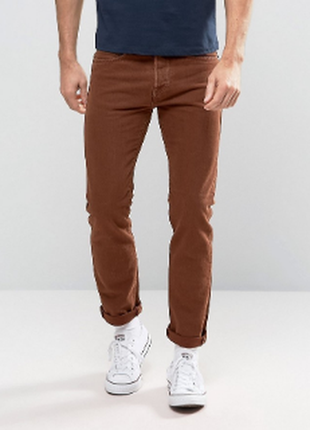 Штаны джинсы h&m, р-р 32, состояние новых.
