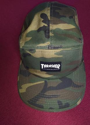 Кепка trasher one size