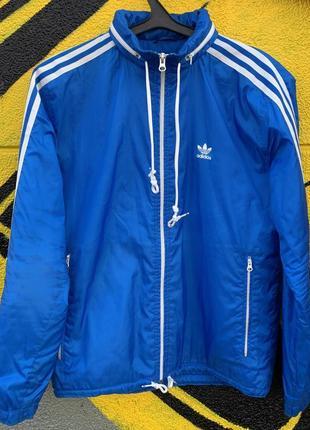 Куртка-ветровка adidas orinigals