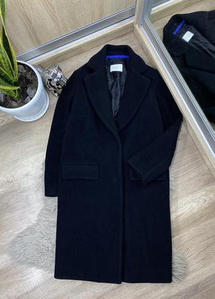 Шикарное зимнее женское  пальто sandro paris оригинал