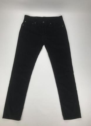 Levi's штаны вельвет джинсы оригинал