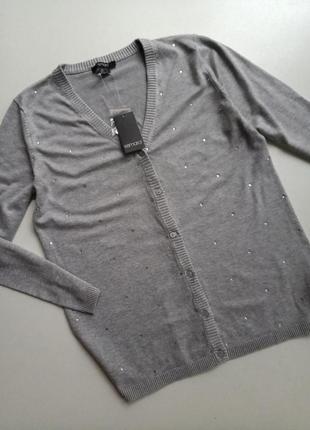 Нарядная фирменная кофта свитер  от немецкого бренда esmara s 36/38