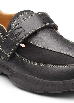 Ортопедические туфли кожа большого размера