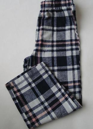 Пижамные штаны фланель george англия 4-5 лет 110 см