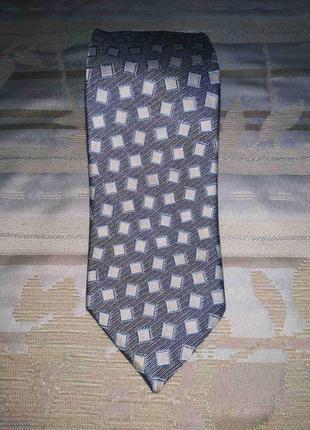 Ermenegildo zegna шёлковый галстук, бабочка, италия оригинал натуральный шелк