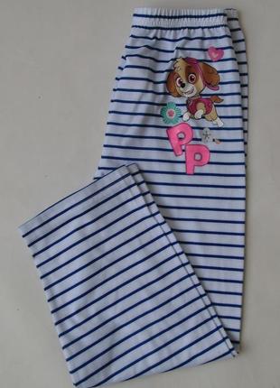 Пижамные штаны primark англия 5-6 лет