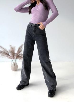 Жіночі джинси палаццо кльош туречинна
