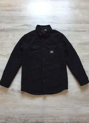 Рубашка овершот h&m
