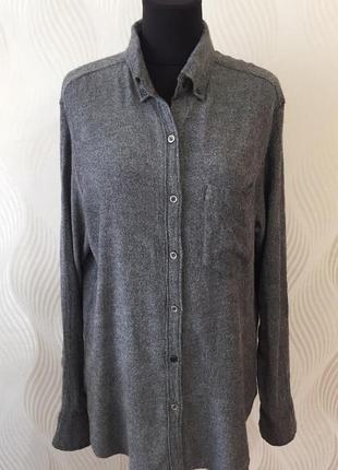 Рубашка isabel marant etoile шерсть в составе