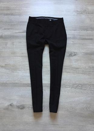 Мужские зауженые брюки h&m
