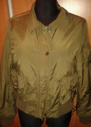Хорошая куртка весна осень бренд оригинал р.10-12