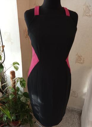 Моделирующее супер стройнящее платье сарафан, секси, офис