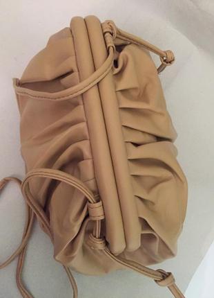 "Симпатичная сумка - ""пельмень"""