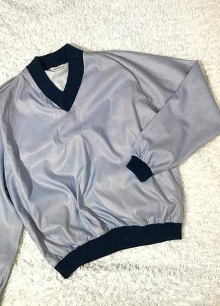 Пуловер, свитшот, ветровка