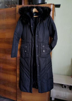 Пуховое пальто, пуховик snow owl, m