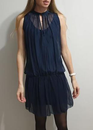 Итальянское платье sandro ferrone