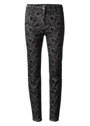 Великолепные брюки с фактурным рисунком от bexleys