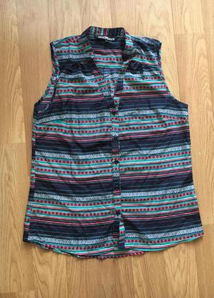Блузка , рубашка новая , размер l