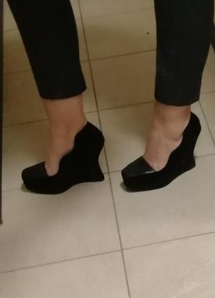 Мегакрутые туфли на платформе