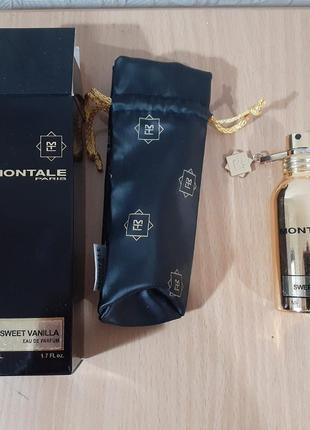 Продам нишевый парфюм sweet vanilla montale