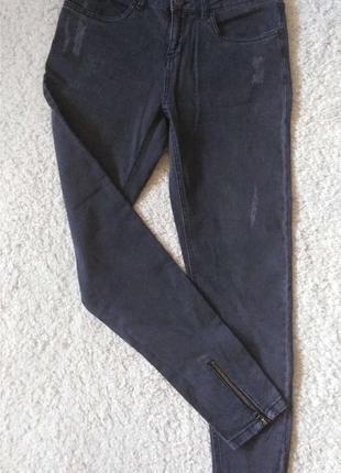 Серые джинсы esmara, р.l