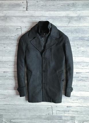 Мужское пальто marks & spencer