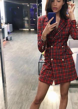 Платье пиджак , блейзер