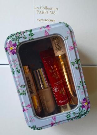 Готовим подарки! набор для макияжа в подарочной металлической коробке