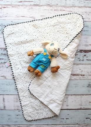 Michal одеяло в кроватку/коляску + игрушка