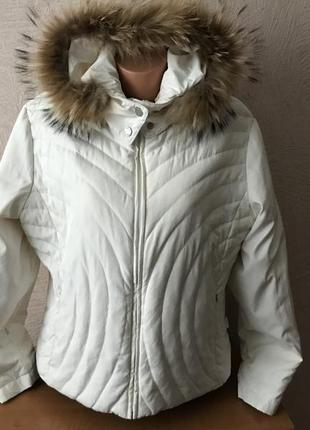 Calvin klein-vip- пуховик куртка оригинал в идеале пух