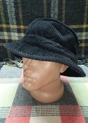 Шляпа панама вельветовая diesel