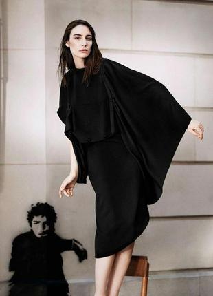 Платье трансформер горизонтальное платье maison martin margiela for h&m