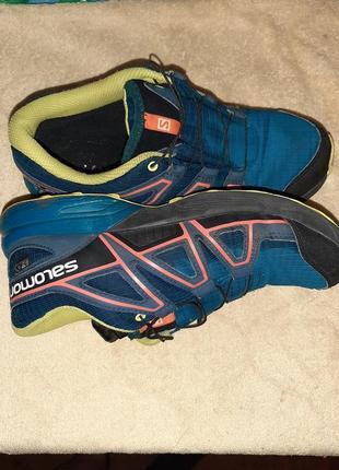Salomon speedcross кроссовки,38 р.