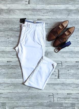 Мужские брюки чинос massimo dutti