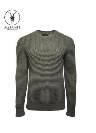 Мужской свитер allsaints оригинал