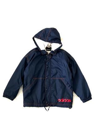 Супер стильная куртка 9-10 лет adidas оригинал 🇩🇪