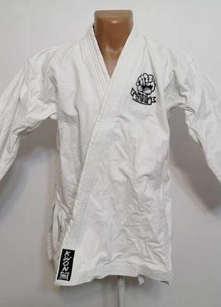 Кимоно плотное kwon, для боевых искусств, в отличном сост.