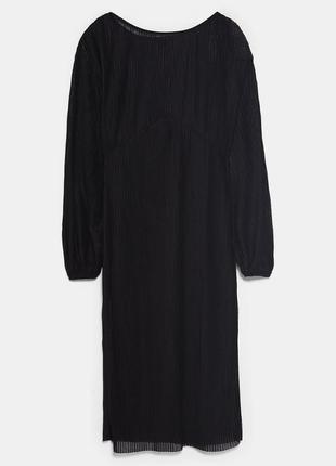 Платье-сетка, платье -комбинация, платье миди zara,оверсайз платье sale%%%