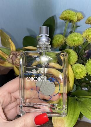 Духи парфюм escentric molecules molecule 01 туалетная парфюмированная вода
