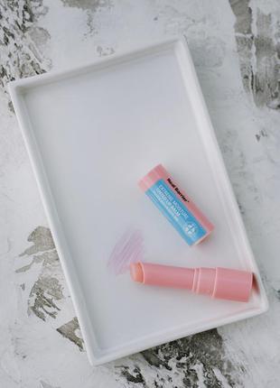 Увлажняющий бальзам с тинтом real barrier extreme moisture tinted lip balm