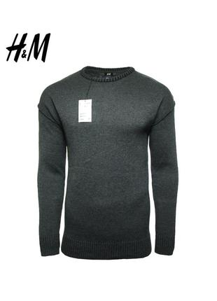 Мужской свитер h&m оригинал