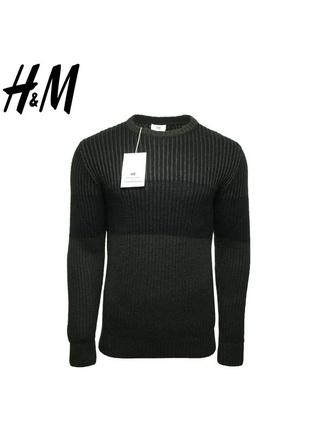 Мужской свитер h&m by david beckham оригинал