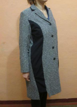Пальто демисезонное женское 46-48 размер новое