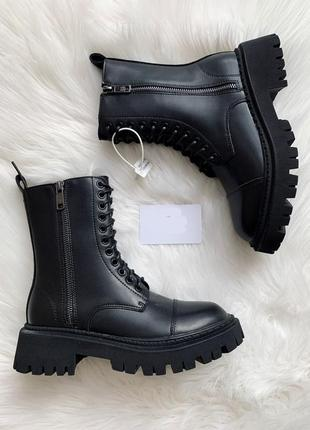 Balenciaga tractor ботинки женские