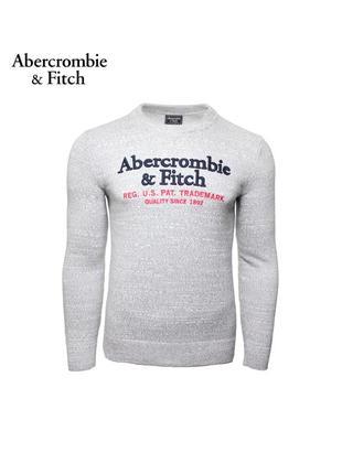 Мужской свитер abercrombie & fitch оригинал