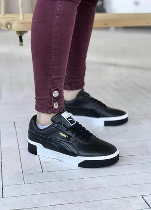 Puma cali bold 🍏 стильные женские кроссовки пума