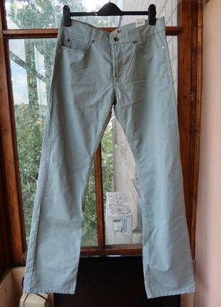 Женские классические суперкачественные джинсы с высокой талией mac 33/34, коттон