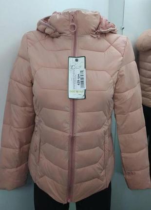 Демисезонные куртки м,л,2хл